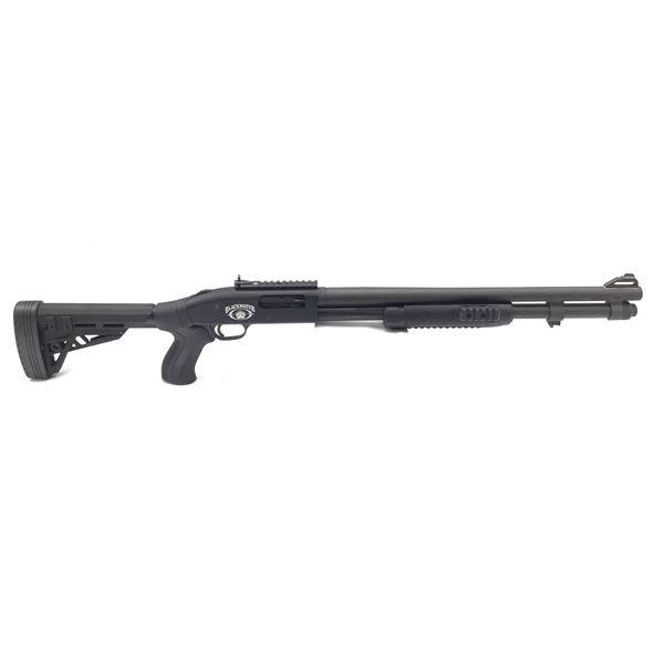 Mossberg Blackwater Edition 590 Pump Action 12 Ga Shotgun