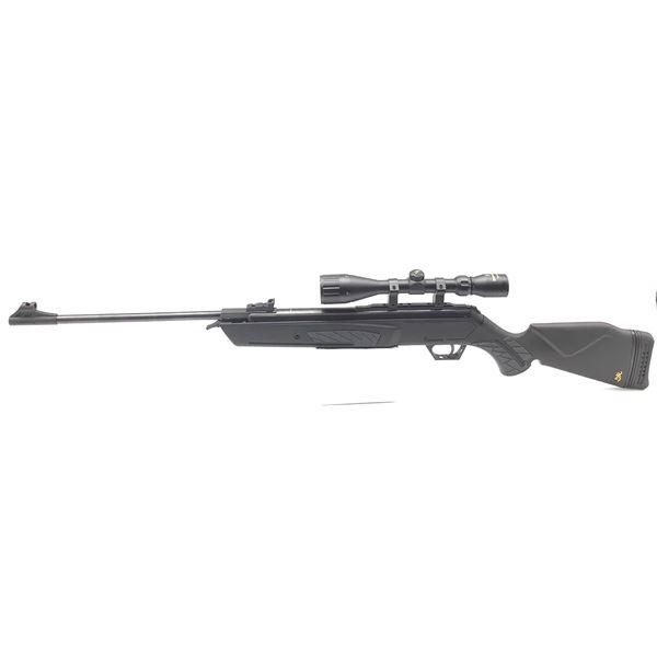 Browning Gold Series Single Shot Break action .177Cal Rifle
