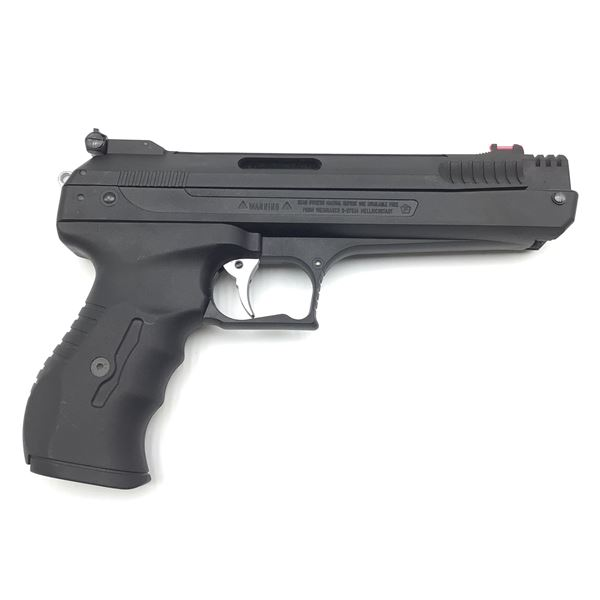 Weihrauch HW 40 PCA .177 cal, Air Pistol