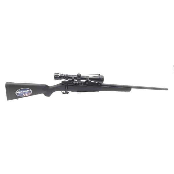 Mossberg Patriot Bolt Action 308 Rifle With Deadringer Scope
