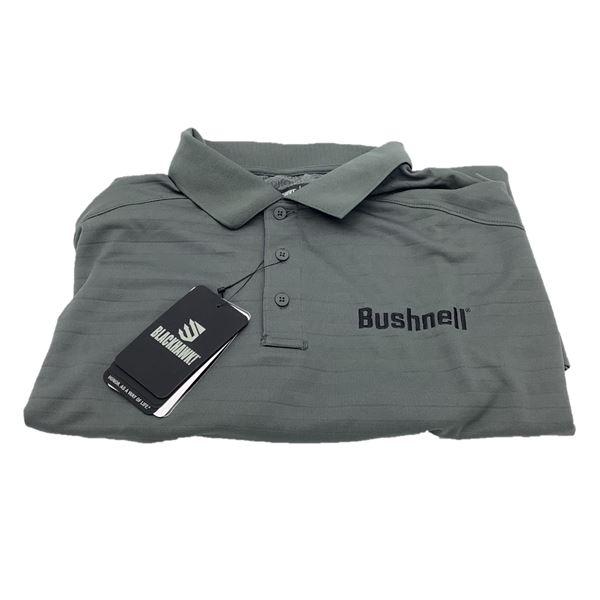 BlackHawk Men's Polo Shirt, Steel, 2XL