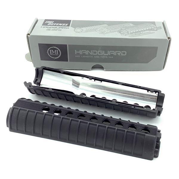 IMI Defense AR-15 / M16 / M4 Mid Length Medium Handguard, BLK, New