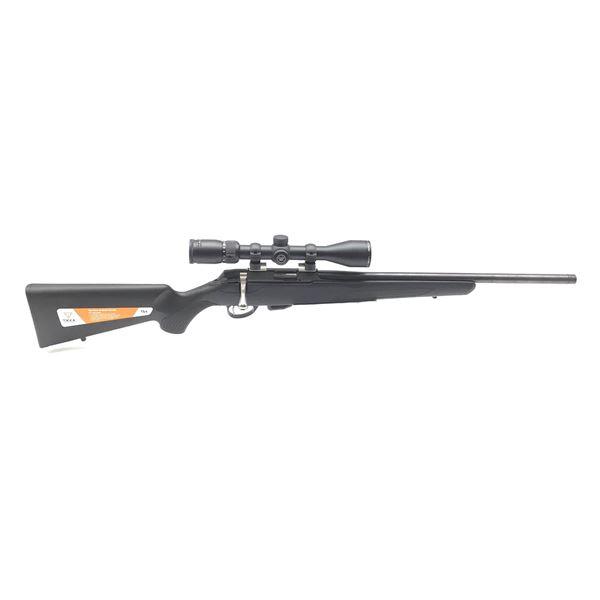 Tikka T1X 17HMR Bolt Action Rifle with Vortex Diamondback 4-12x40 Scope, New