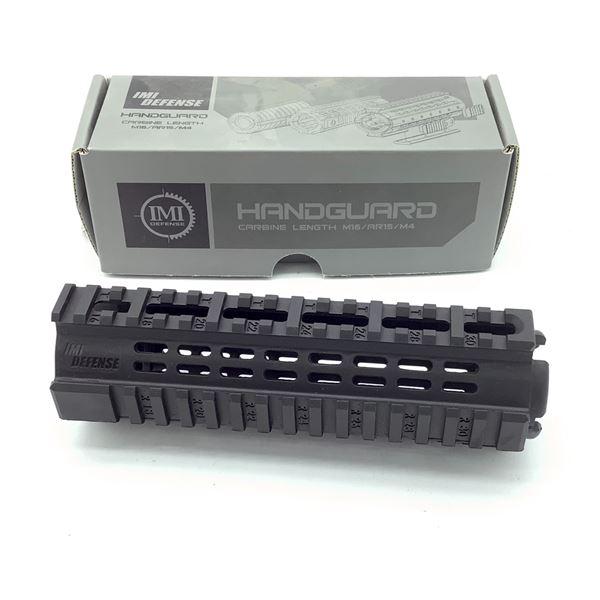 IMI Defense PCQ AR-15/ M16/ M4 Carbine Length Handguard, BLK, New
