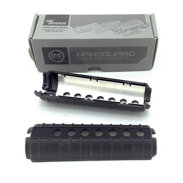 IMI Defense AR-15/ M16/ M4 Carbine Length Handguard, BLK, New