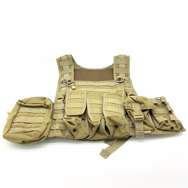 Body Armour Chest Rig