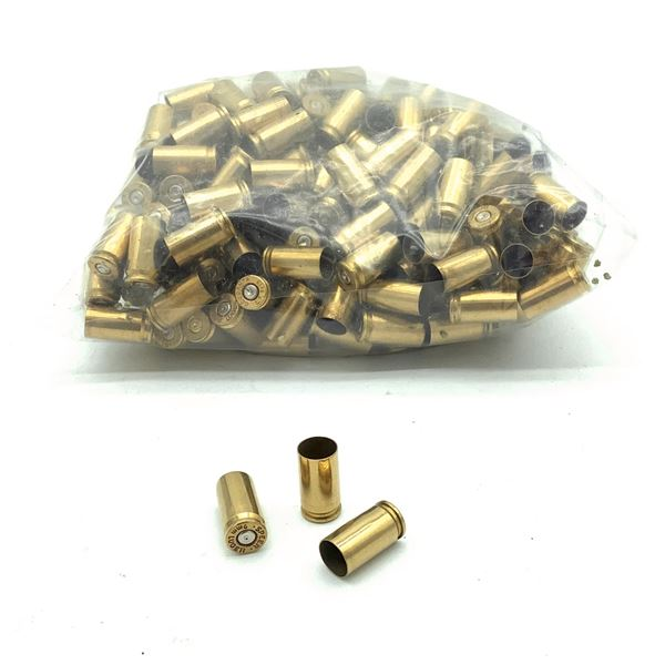 Brass Casings for 9mm, 245 Pc