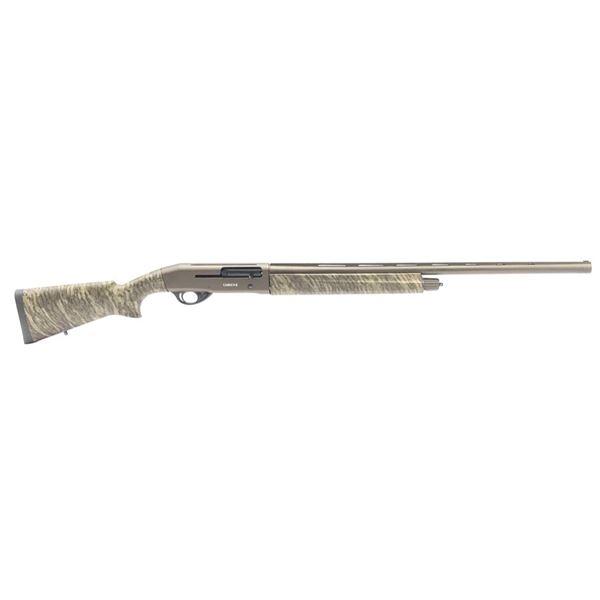 "Canuck Hunter Inertia Semi Auto Shotgun, 12ga 3.5"", 28"" Barrel, Bronze, MO Bottomlands, New"