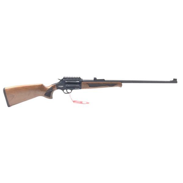 "Lazer Arms XR410 Revolver Shotgun, 24"" Barrel, 410 Ga, Walnut Stock, New"