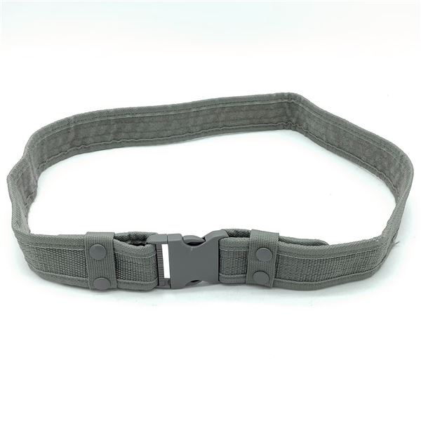 """Tactical Belt, Fits Up to 49"""", Grey"""