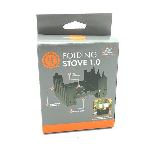 Folding Stove 1.0, New