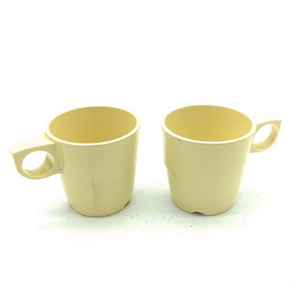 Melmac Cups X 2