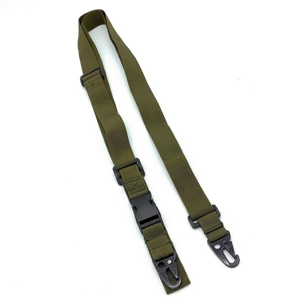 Sling with 2 Carabiners