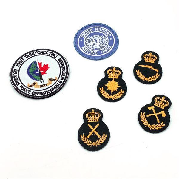 Assorted Patches X 6