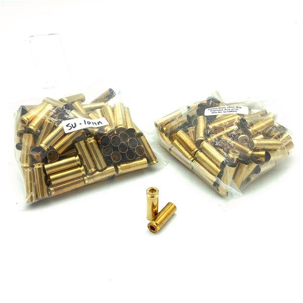 Starline 10 mm Mag Unprimed Brass, 200 PC