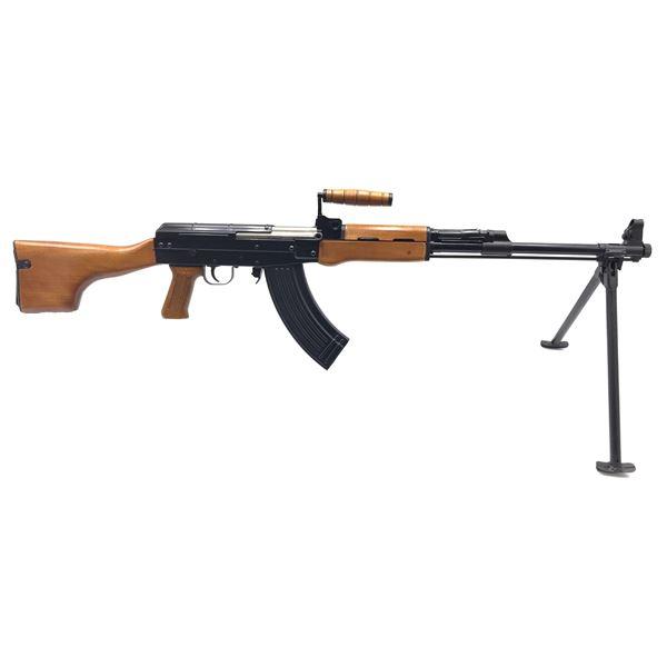 """Type 81 Semi Auto LMG Rifle, 20.5"""" Barrel, 7.62 x 39mm, New"""