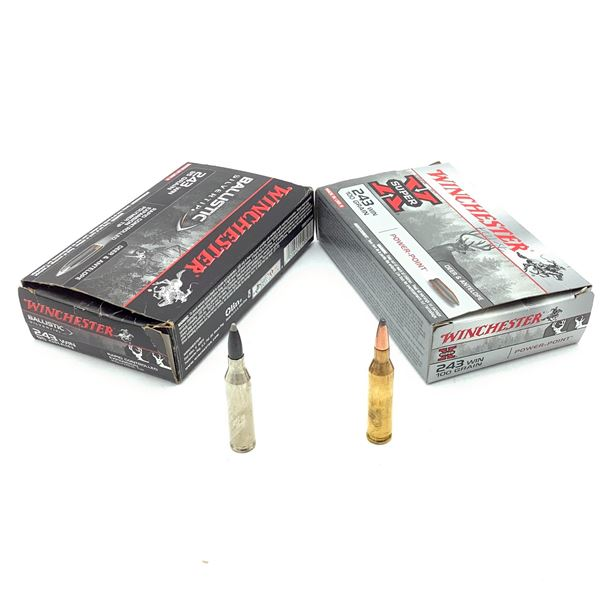 Winchester 270 Win Ammunition, 15 Rounds