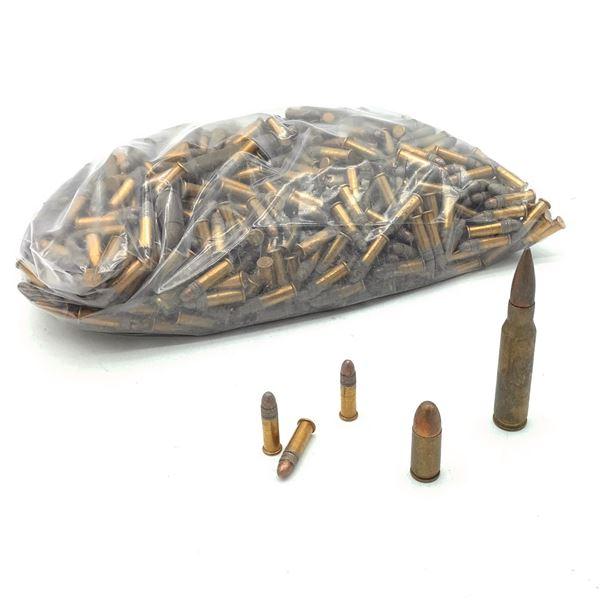 Assorted 22 LR Ammunition, Approx 800 Rounds