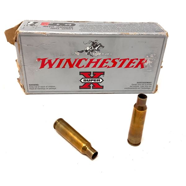 Winchester 250 Savage Cases X 19 Pc
