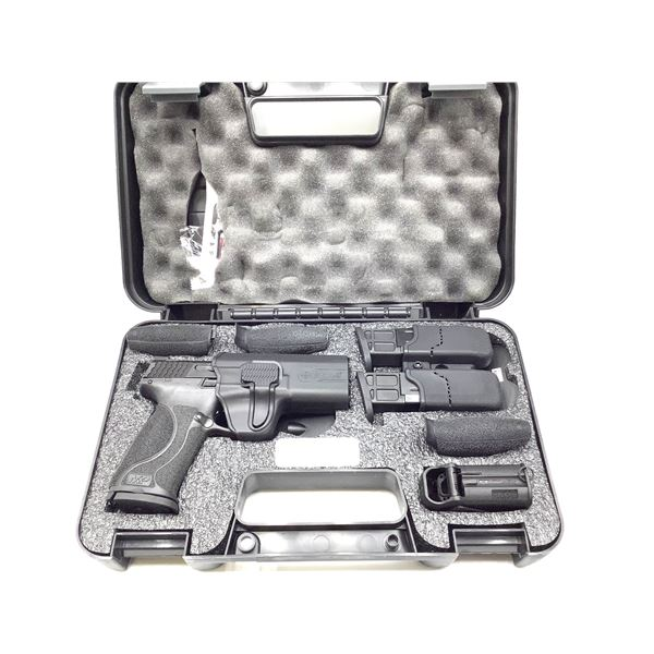 Smith and Wesson M& P M2.0 Semi Auto Pistol 9mm Restricted, New