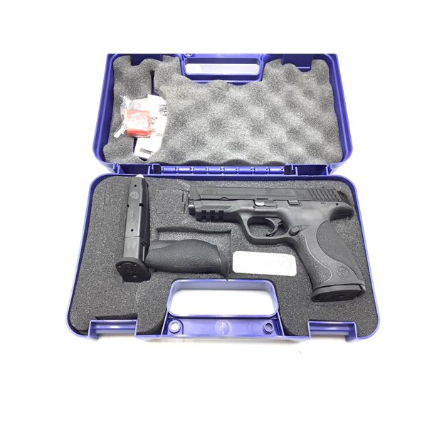 Smith and Wesson M& P 9 Semi Auto Pistol 9mm Restricted, New