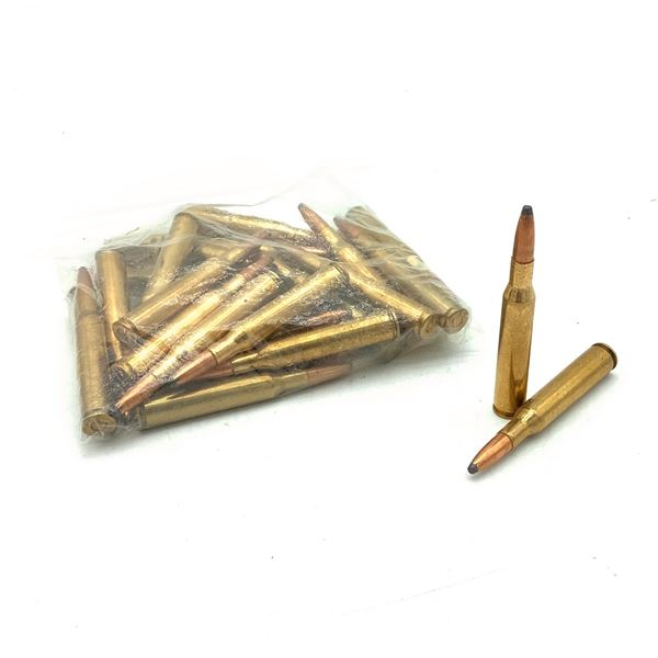 Loose Winchester 270 Win SP Ammunition, 33 Rounds