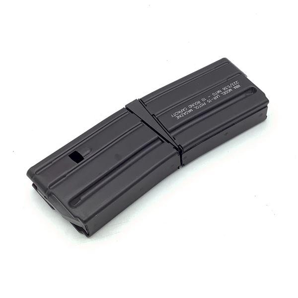 RRA LAR-15 5.56/ 223 Metal Pistol 10 Round Magazine X2 With Coupler