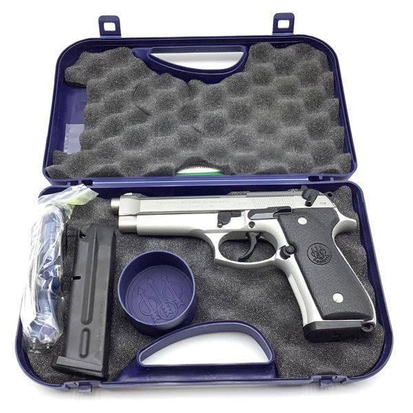 Beretta 92FS Semi Auto Pistol 9mm Restricted, New