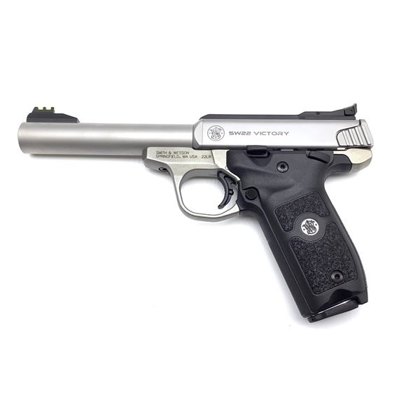 Smith and Wesson SW22 Victory 22LR Semi Auto Pistol  Restricted, New