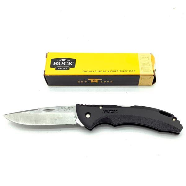 "Buck Bantam BHW 3 1/2"" Folding Blade Knife, Camo, New"