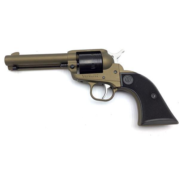 Ruger Wrangler 22 LR Single Action Revolver Restricted, New