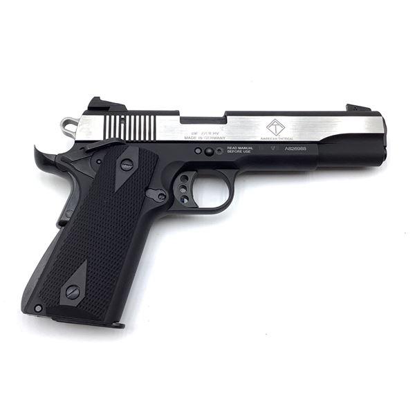GSG 1911 22 LR Semi Auto Pistol Restricted, New