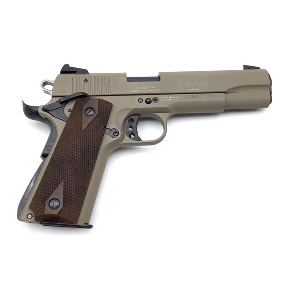 GSG 1911 22lr Semi Auto Pistol Restricted, New