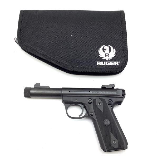 Ruger Mark III 22LR Semi Auto Pistol Restricted, New