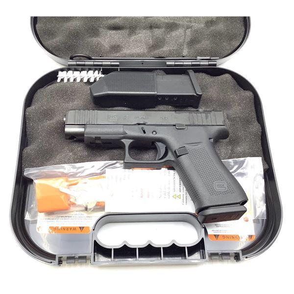 Glock 48 Semi Auto Pistol 9mm Restricted, New