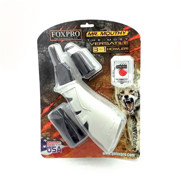 FoxPro Mr. Mouthy Coyote Call, New