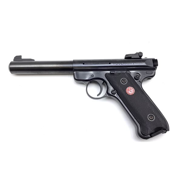 Ruger Mark III Target, 22LR Semi Auto Pistol Restricted, New
