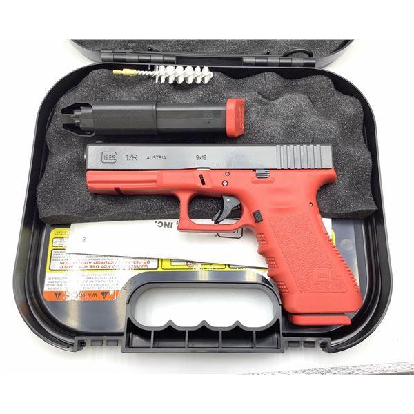 Glock 17R, Semi Auto Non Firing Training Pistol 9mm Restricted, New