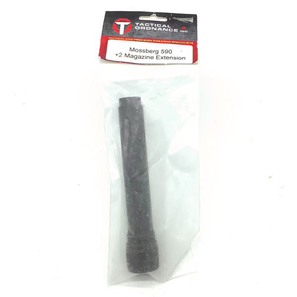 Tactical Ordnance Mossberg 590 +2 Magazine Extension, New