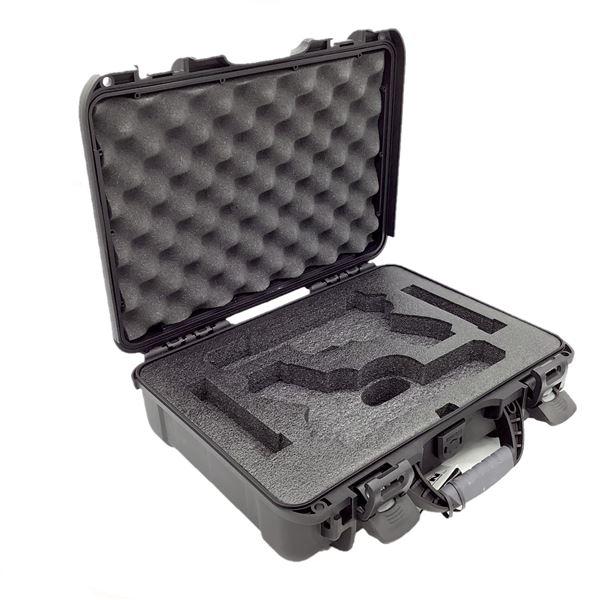 Nanuck 910 Glock Hard Case W/ Foam, Black, New