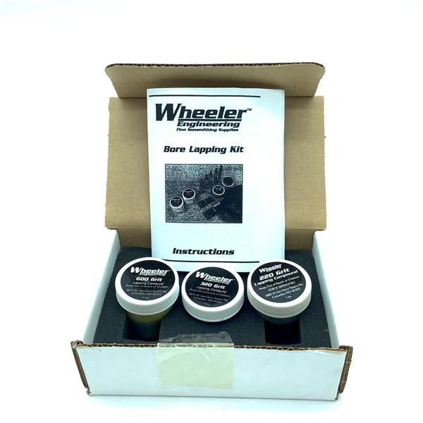 Wheeler Bore Lapping Kit, New