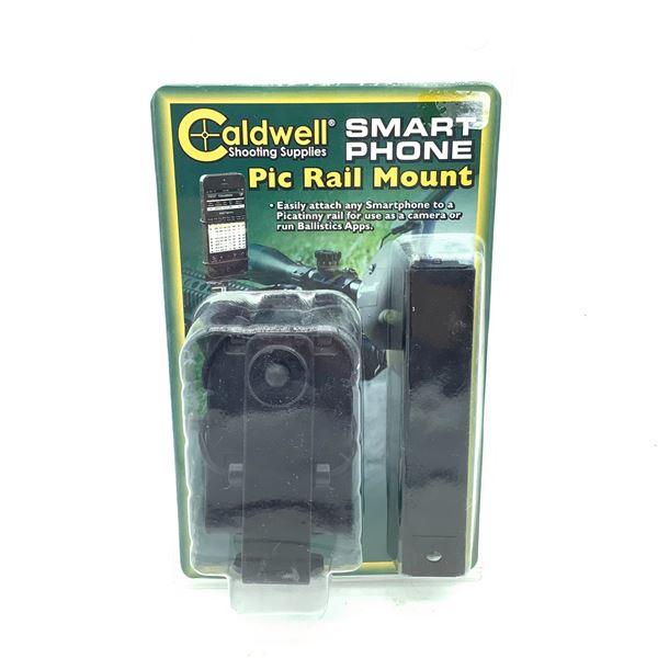 Caldwell Smart Phone Pic Rail Mount, New