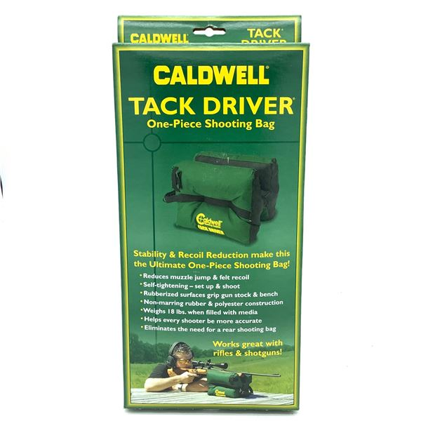 Caldwell Tack Driver One-piece Shooting Bag, New