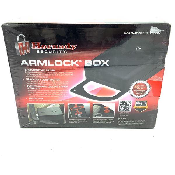 Hornady Armlock Box, New