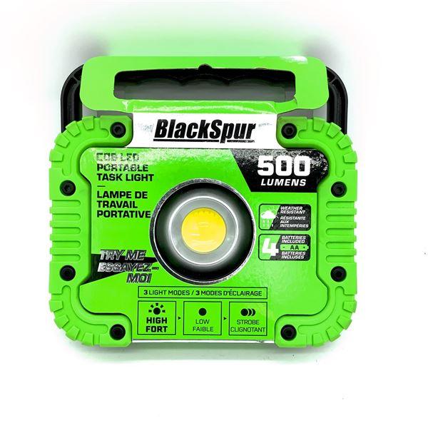 Blackspur COB LED Portable Task Light, New