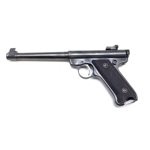 Ruger Mark I 22LR Semi Auto Pistol Restricted