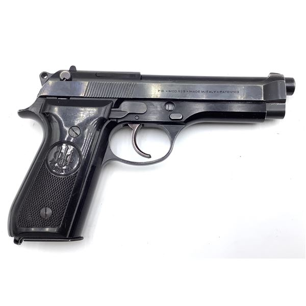 Beretta 92S 9mm Semi Auto Pistol Restricted