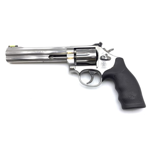 Smith and Wesson Model 617, Revolver 22LR Restricted