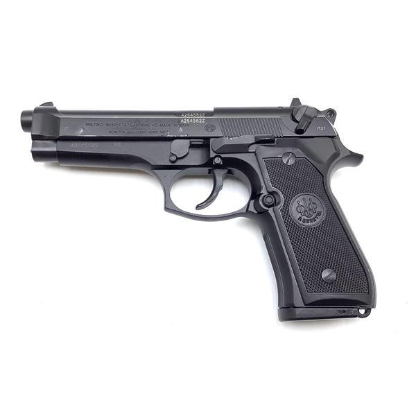 Beretta 92FS 9mm Semi Auto Pistol Restricted, Demo