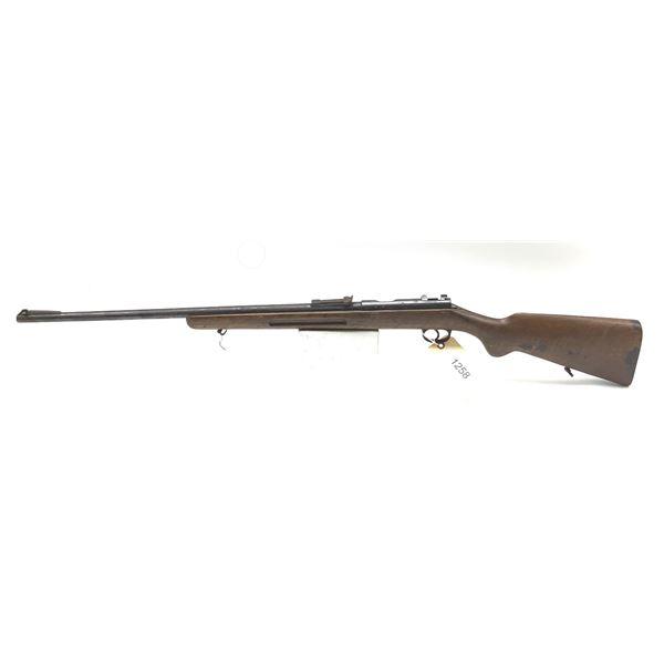 """Erma Wenzel Military Trainer Single Shot Bolt Action Rifle, 26"""" Barrel, 22LR"""